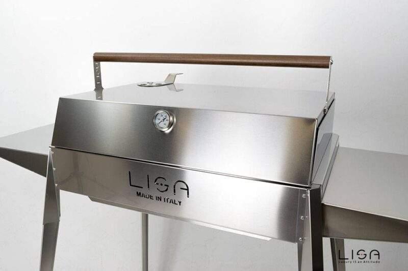 Kit forno per barbecue Etna ed etna maxi di Lisa srl